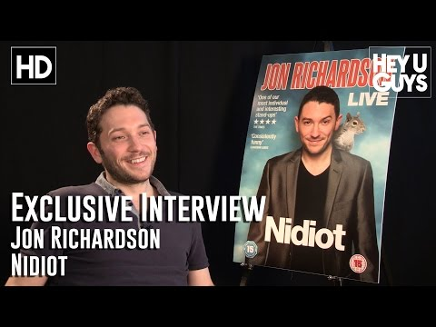 Jon Richardson Interview - Nidiot