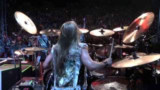 Iced Earth Burning Times Live