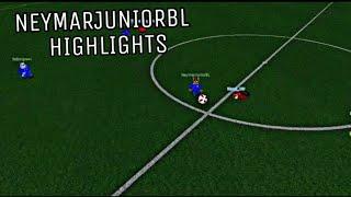ROBLOX [PRS] • NeymarJuniorBL vs Belgium • Highlights • HD