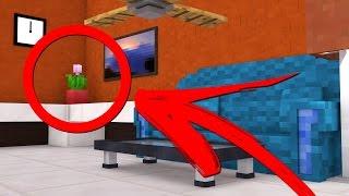 Minecraft: DUVIDO VOCÊ ACHAR ESSE BOTÃO!
