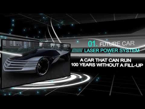 THORIUM Powered CAR .