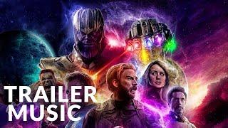 Marvel Studios' Avengers 4: Endgame - Official Trailer Music | Audiomachine - So Say We All