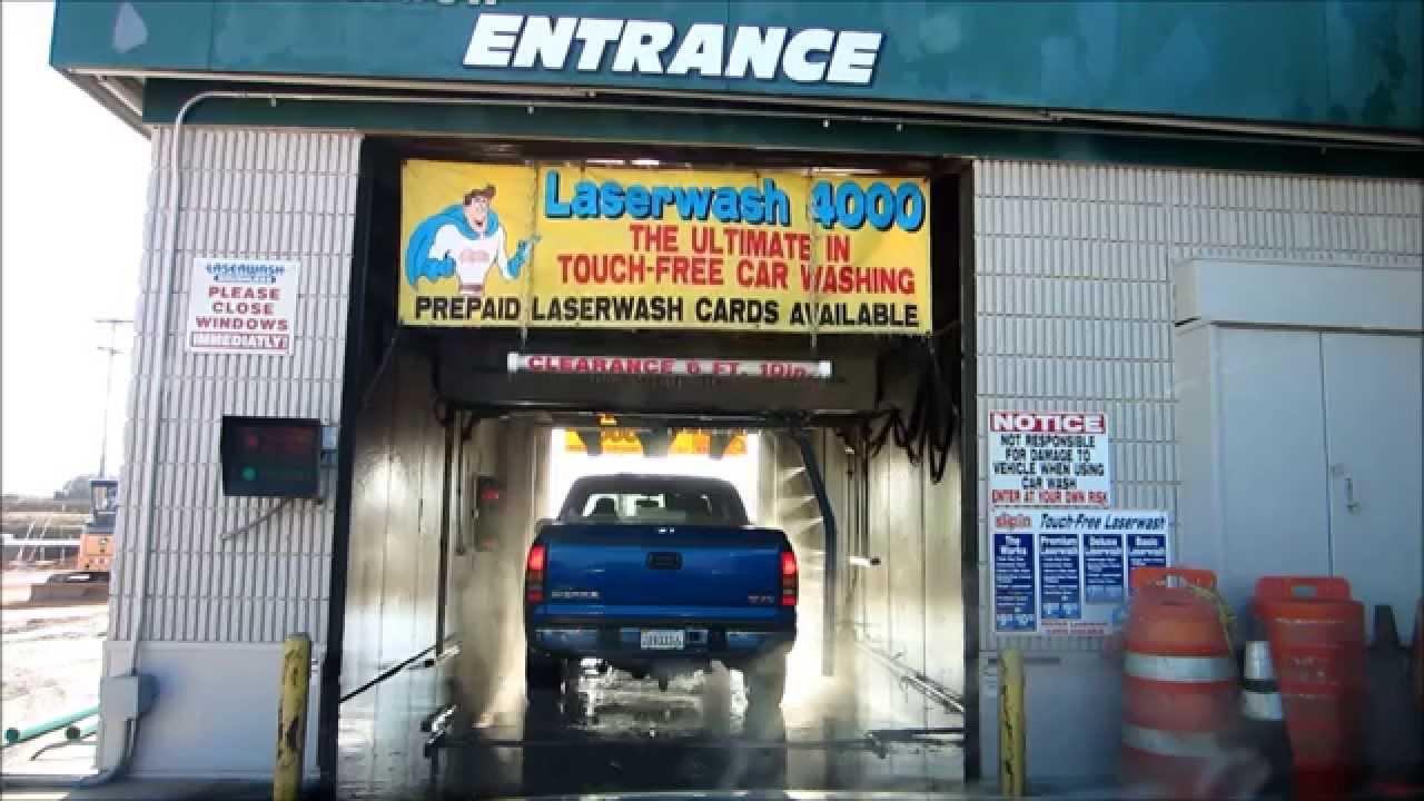Laserwash 4000 automated car wash youtube solutioingenieria Gallery
