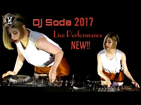 Dj Soda 2017 Live Performance Bassnya Nendang Banget