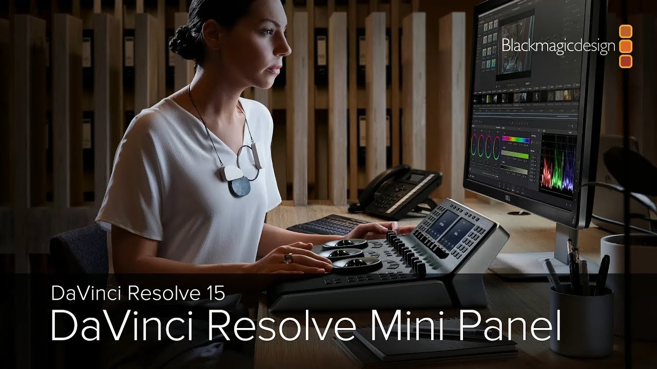 DaVinci Resolve 15 - DaVinci Resolve Mini Panel에 대한 이미지 검색결과