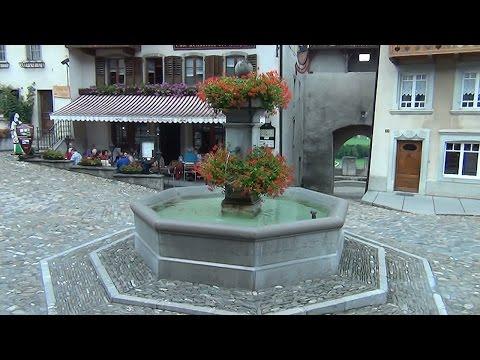 Switzerland Fribourg Gruyere