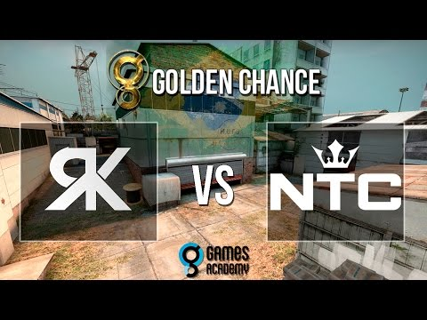 [POV] Golden Chance #1 - NTC vs. RampageKillers (Mapa 4 - Cache) - Grande Final