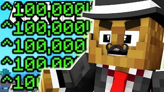 HOW TO MAKE $327,452 AN HOUR - MINECRAFT MILLIONAIRE MOD PACK #5