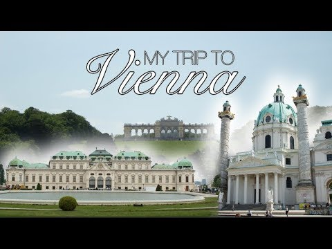My trip to Vienna   SPRING 2018