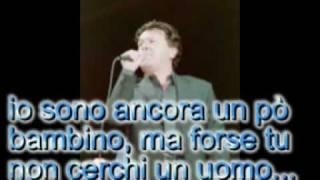 Pupo - Dove sarai domani LIVE (letras - subtitles)