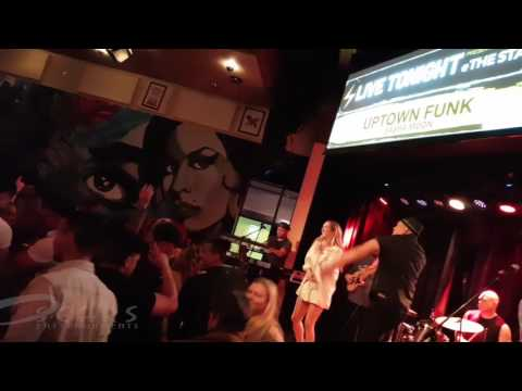 Uptown Funk Band JULY @ Rock Lily, The Star Sydney 15.07.17
