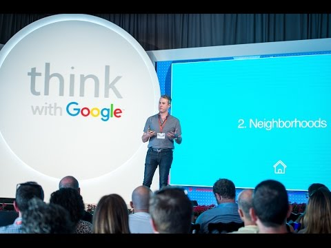 Paul Jeszenszky at Think Brand with Google