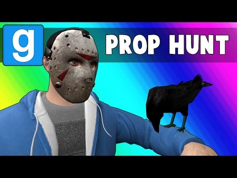 Thumbnail: Gmod Prop Hunt Funny Moments - Crow Killed Crow (Garry's Mod)
