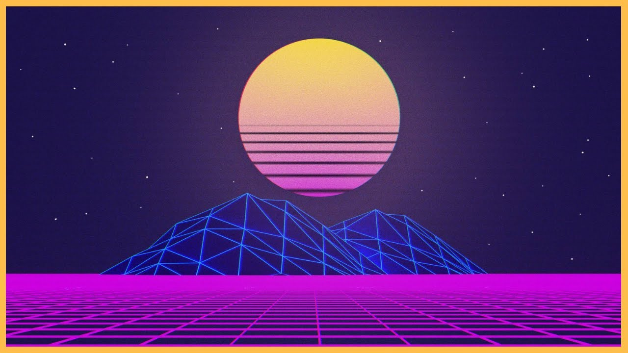 Aesthetic 80's Vaporwave/Chill Wave Music 2020! - YouTube