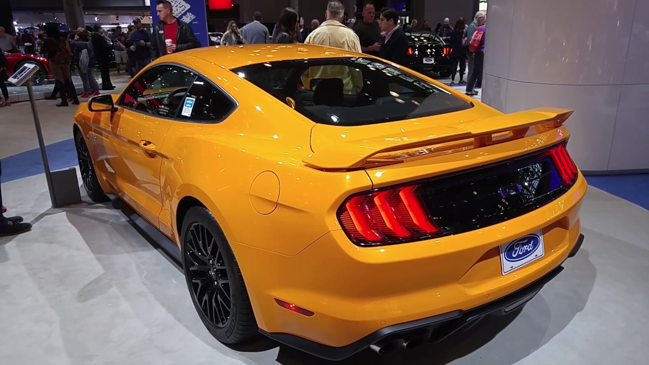 2018 Ford Mustang GT YouTube