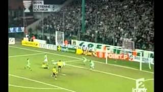 2003/2004 CDL 1/2 StEtienne-Sochaux: 2-3 (ap)
