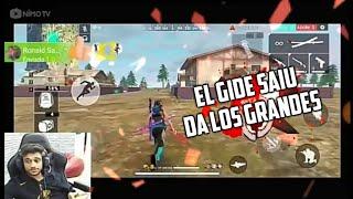 EL GIDE SAI DO SQUAD DO EL GATO - em live-brigas