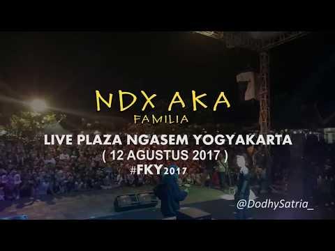 Ndx Aka Ft Pjr - Aku Bukan Bonekamu | Live Plaza Ngasem Yogyakarta #FKY2017