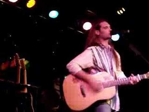 Bo Bice - Acoustic Tour 2007