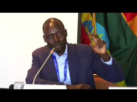 Overcoming Leadership Challenges - Peter Biar Ajak, Center for Strategic Analyses & Research