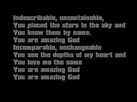 Indescribable - Instrumental backing track