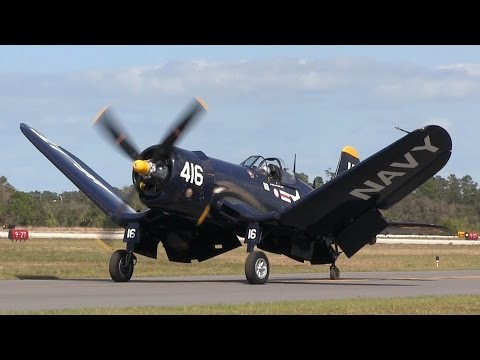 F4U-4 Corsair - Display Flight