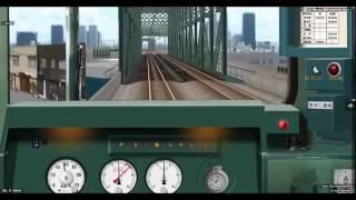 BVE 大阪臨港線  Ver 1
