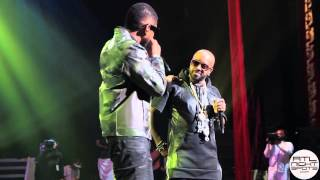 Monica, Ludacris, Lil John & Usher Performing at So So Def 20th Anniversary Concert
