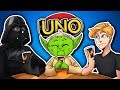 THE ENTIRE GALAXY HAS UNO!!! | UNO: Funny Moments