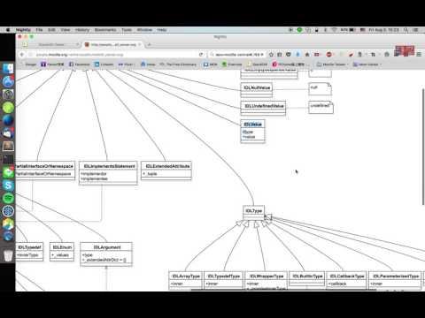 Gecko Webidl Parser Codegen explain - Edgar Chen