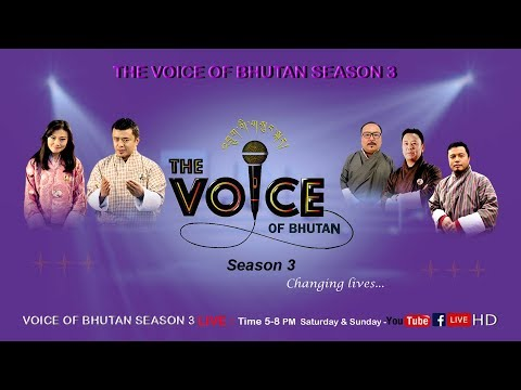 THE VOICE OF BHUTAN SEASON 3 (EP-21)