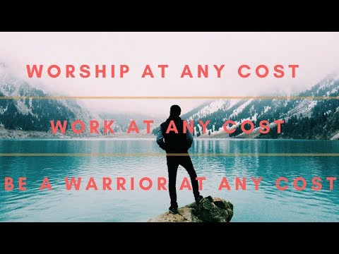 Counting the Cost of Discipleship | Dr. Ralph Yankee Arnold | BBN