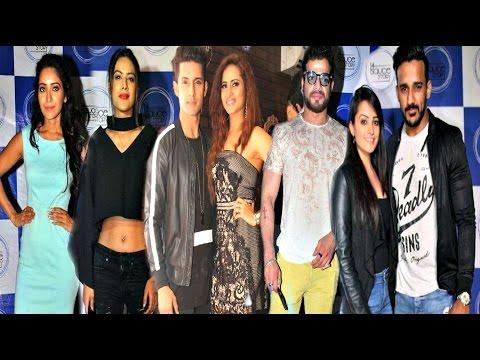Ravi Dubey Birthday Party 2016 - Nia Sharma, Karan Patel, Asha Negi, Anita Hassanandani