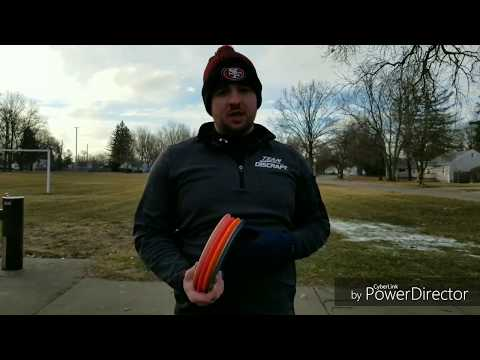 Discraft Punisher Review (HD) - Ft. Kenny Mize