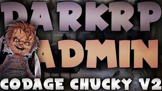 ADMIN SERIE DARKRP #5 | NOUVEAU ENFANT BIZARRE CODAGE ! | GARRY'S MOD RP ADMIN | GANG9STAR