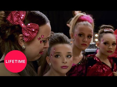 Dance Moms: Payton's Pre-Performance Meltdown (Season 4 Flashback) | Lifetime