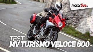 TEST   MV TURISMO VELOCE 800