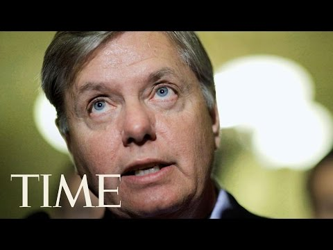 Lindsey Graham Wants To Investigate President Trump