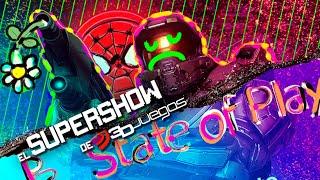 SUPERSHOW Opinamos del State of Play de PS4 y PS5, fecha de Xbox Series X y retraso de HALO INFINITE