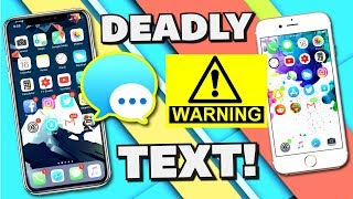 Effective Power Ios 11? - This Text Will Crash/freeze Any Iphone  Imessage Prank