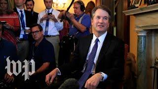 Democrats' fractured arguments against Supreme Court nominee Brett Kavanaugh