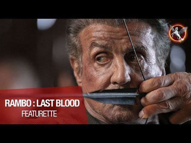 "RAMBO : LAST BLOOD - Featurette ""Vengeance"""