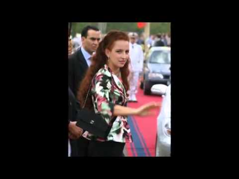 Princess Lalla Salma Of Morocco Emerges As Style Star PHOTOS 360p