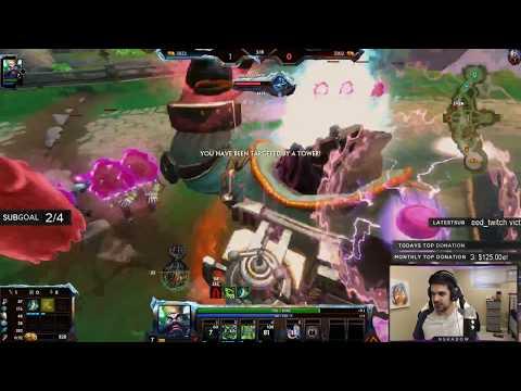 Smite: The Return Of Duel! | Zhong Kui vs Tyr | Ghost Boi