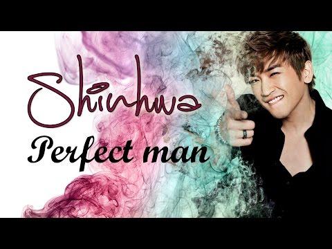 Shinhwa - Perfect man [Sub esp + Rom + Han]
