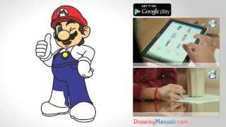 How to Draw Super Mario, Video Games