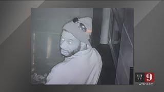 Video: Deputies: Man sought after peering through woman's window, performing sex act