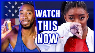 THE SHOCKING TRUTH ABOUT SIMONE BILES