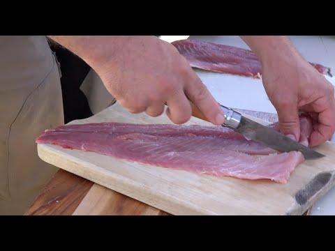 Cooking Carp With Luke Pearce, DPI Fisheries