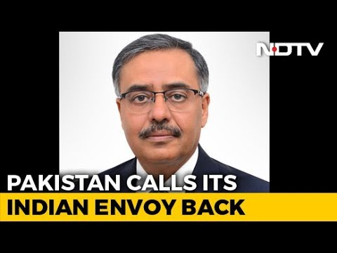 """Pak Calls Back Envoy """"For Consultations"""" Amid Tension Over Pulwama Attack"""